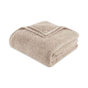 Woolrich Burlington Twin Berber Blanket Bedding