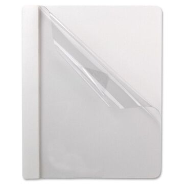 Oxford Premium Clear Front Report Covers - Letter - 8 1/2