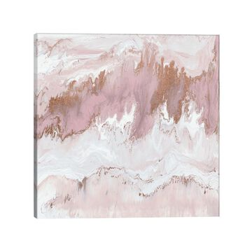 Icanvas Mineral In Pink Canvas Art