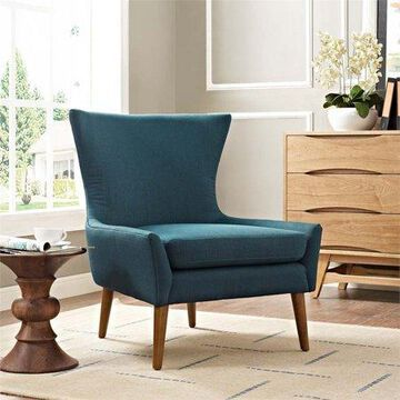 Modway Keen Modern Upholstered Armchair, Multiple Colors