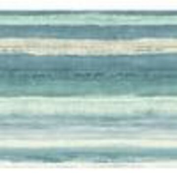 RoomMates York Wallcoverings 60.75-sq ft Perspective Removable Blue Wallpaper