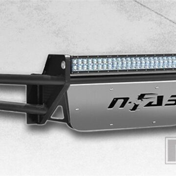N-Fab C141LRSP-TX RSP Replacement Front Bumper Fits 14-15 Silverado 1500