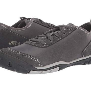 Keen Hush Leather (Steely) Women's Shoes