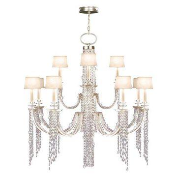 Fine Art Lamps Cascades Chandelier