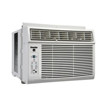 Danby 8000 BTU Window Air Conditioner in White