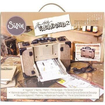 Sizzix Vagabond 2 Machine Inspired By Tim Holtz - U.S. Version