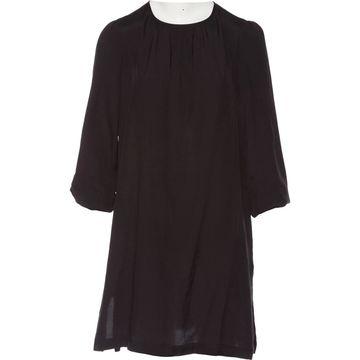 Apc \N Black Viscose Dresses