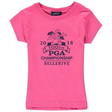 Garb Girls Toddler 2018 PGA Championship Jill T-Shirt Pink