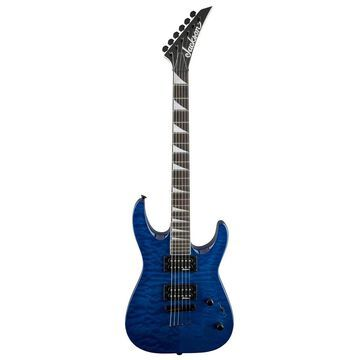 Jackson JS Series Dinky Arch Top JS32TQ DKA Electric Guitar (Trans Blue)