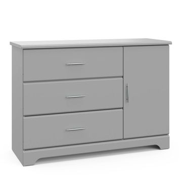 Storkcraft Brookside 3 Drawer Combo Dresser -