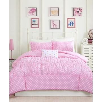 Mi Zone Kids Lia 4-Pc. Full/Queen Comforter Set Bedding