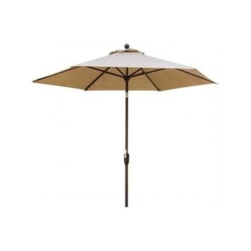 Hanover TRADITIONSUMB Traditions 9' Tilting Patio Umbrella