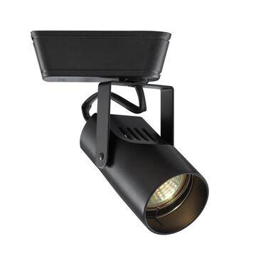 WAC Lighting 120V HT-007 1-Light LED Track Head in Black