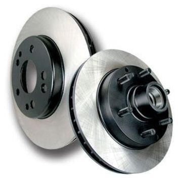 Centric 09 For Infiniti FX35/FX45/FX50 Rear Performance Rotor