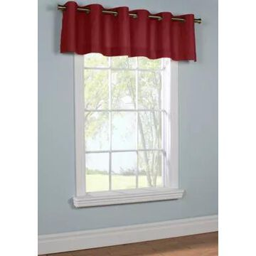 Commonwealth Home Fashions Weathermate Grommet Valance -