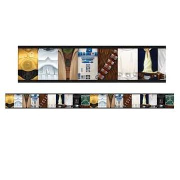 Eureka Deco Trim Star Wars Extra Wide Borders, 222ft.