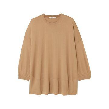 Agnona - Cashmere Sweater - Beige