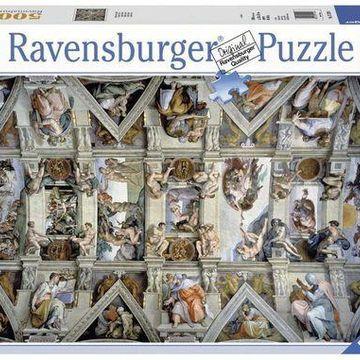 Ravensburger Sistine Chapel - Puzzle (5000-Piece) Multicolor None