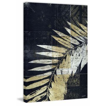 Marmont Hill - Handmade Palm Deco II Print on Wrapped Canvas