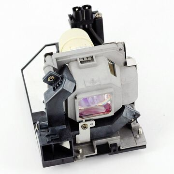 NEC M402W Projector Housing with Genuine Original OEM Bulb