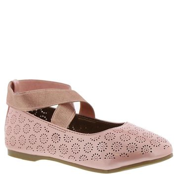 Kids Jessica Simpson Girls Mattie Slip On Mary Jane Flats