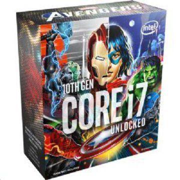 Intel Core i7 10700K 10th Gen Processor - 3.8GHz 8-core 16 Threads 16M