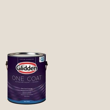 Ash, Glidden One Coat, Exterior Paint and Primer