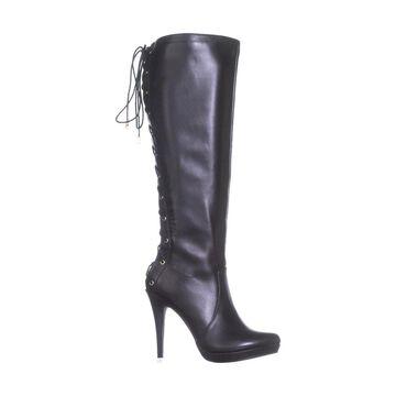 Thalia Sodi Womens Lanee Closed Toe Over Knee Fashion Boots