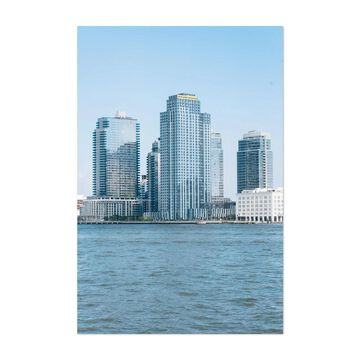 Noir Gallery Williamsburg East River NYC Unframed Art Print/Poster