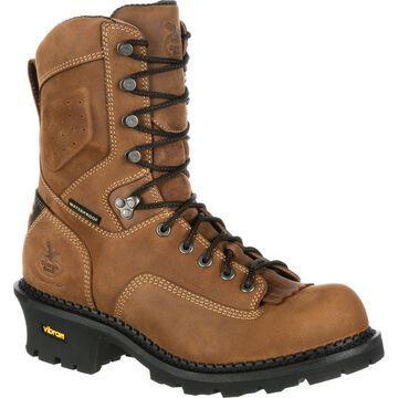 Georgia Boot Comfort Logger Safety Toe Waterproof Work Boot
