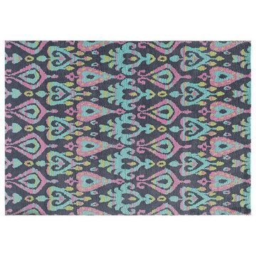 Momeni Heavenly Ikat Paisley Rug, Multicolor, 2X8 Ft