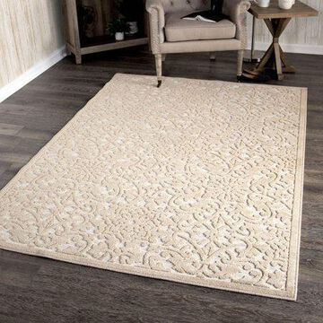 Orian Rugs Boucle' Biscay Area Rug