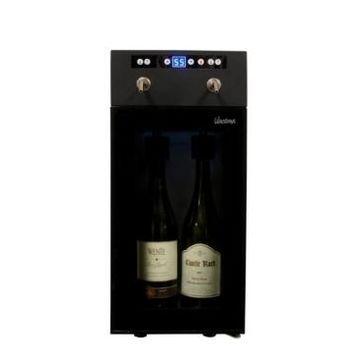 Vinotemp 2 Bottle Wine Dispenser