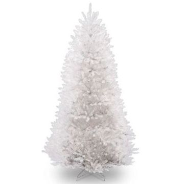 National Tree Company 7-Foot Dunhill White Fir Christmas Tree