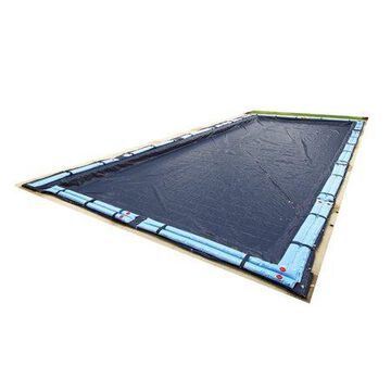 Blue Wave 8-Year Rectangular Winter Cover for In-Ground Pool