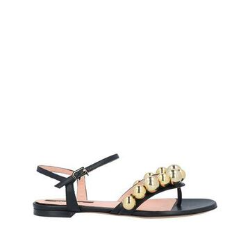 ROCHAS Toe strap sandals