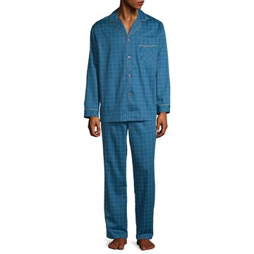 Stafford Sateen Pajama Set