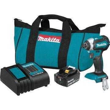 Makita XDT131 18V LXT 3.0 Ah Cordless Li-Ion Brushless Impact Driver Kit New