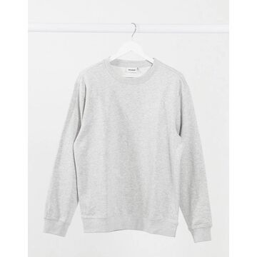 Weekday standard sweatshirt in gray