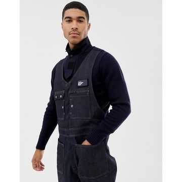 G-Star utility loose overalls