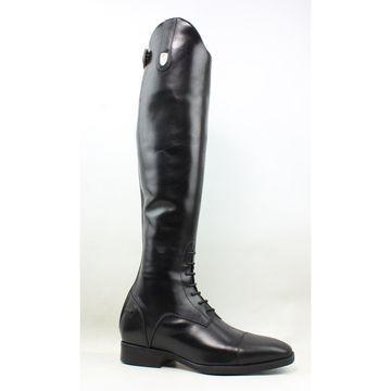 Ariat Mens Monaco Black Calf Riding Boots Size 7.5