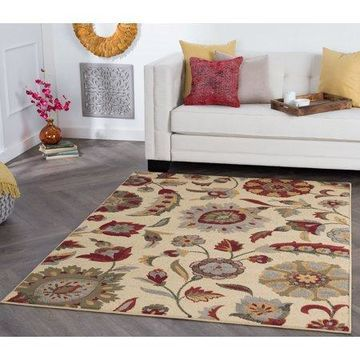 Bliss Rugs Smith Transitional Area Rug