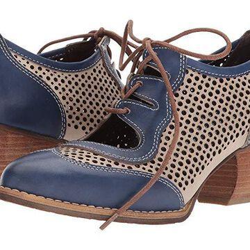 L'Artiste by Spring Step Gabriel (Blue Multi) Women's Shoes