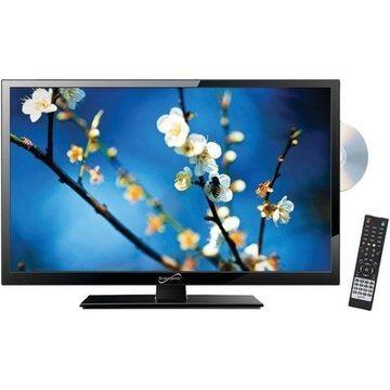 22IN LED WIDE HDTV W/DVD