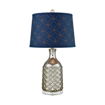 Pomeroy Indigo Lamp