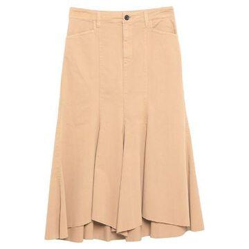 DEPARTMENT 5 3/4 length skirt