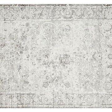 Royal Rug - Ivory/Beige - Solo Rugs - 5'x8' - Ivory, Beige