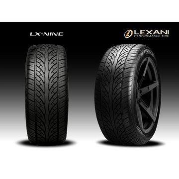 235/30ZR22 Lexani LX-NINE 90W XL