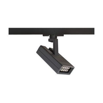 WAC Lighting WTK-LED25S-40 LEDme Argos Head Track Lighting, Black