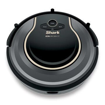 Shark ION R75 Robotic Vacuum with Wi-Fi Connectivity and Voice Control (RV750), Grey